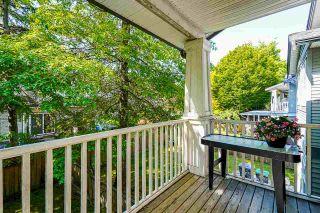 "Photo 25: 38 7250 144 Street in Surrey: East Newton Townhouse for sale in ""Chimney Ridge"" : MLS®# R2584501"