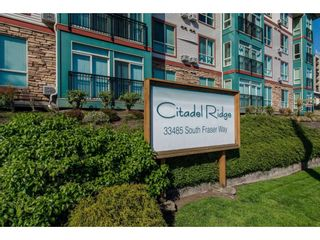 """Photo 30: 202 33485 SOUTH FRASER Way in Abbotsford: Central Abbotsford Condo for sale in """"Citadel"""" : MLS®# R2474931"""