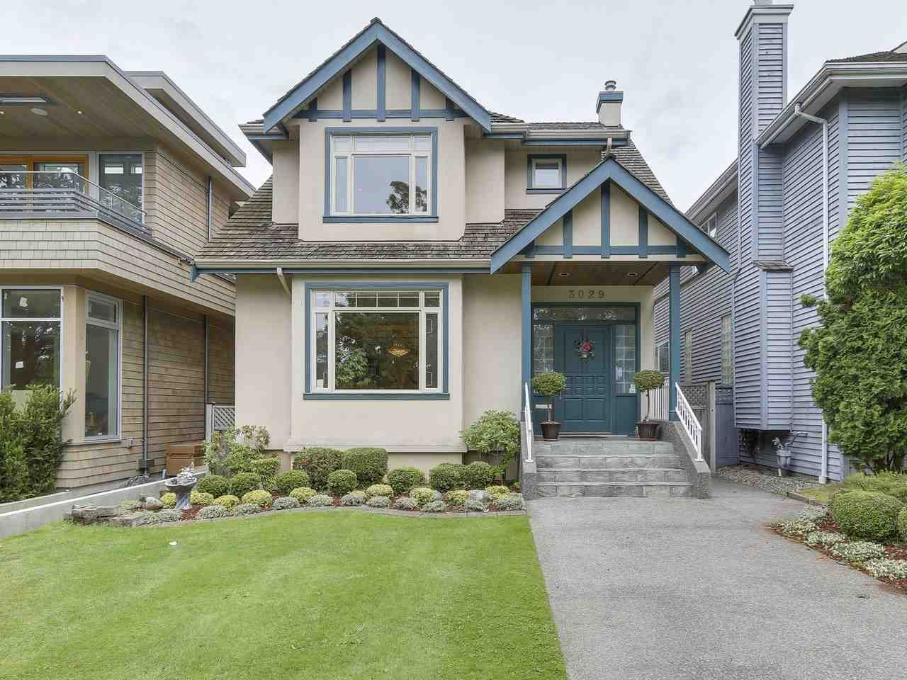 Main Photo: 3029 W 29TH AVENUE in Vancouver: MacKenzie Heights House for sale (Vancouver West)  : MLS®# R2178522
