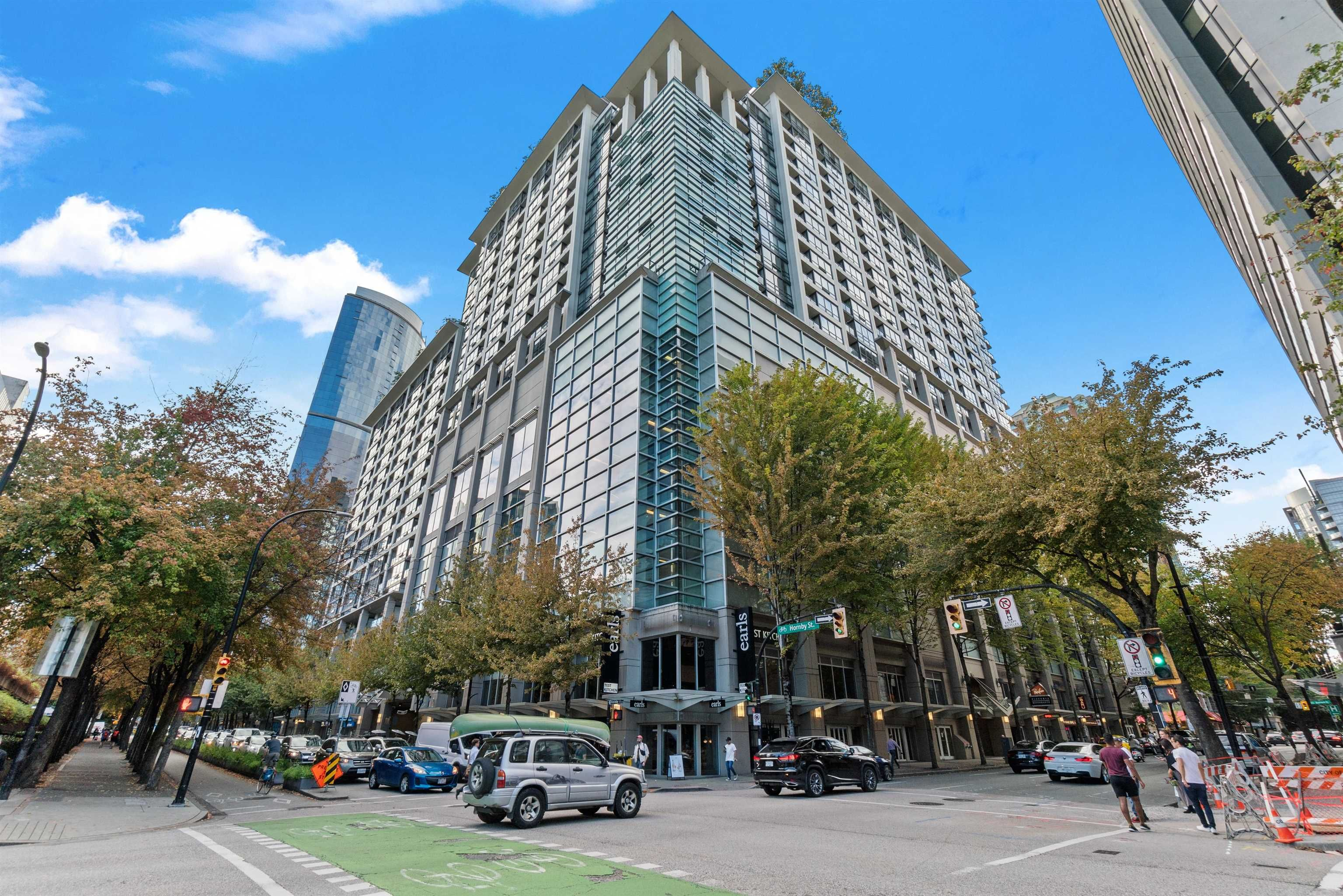 """Main Photo: 1526 938 SMITHE Street in Vancouver: Downtown VW Condo for sale in """"Electric Avenue"""" (Vancouver West)  : MLS®# R2617511"""