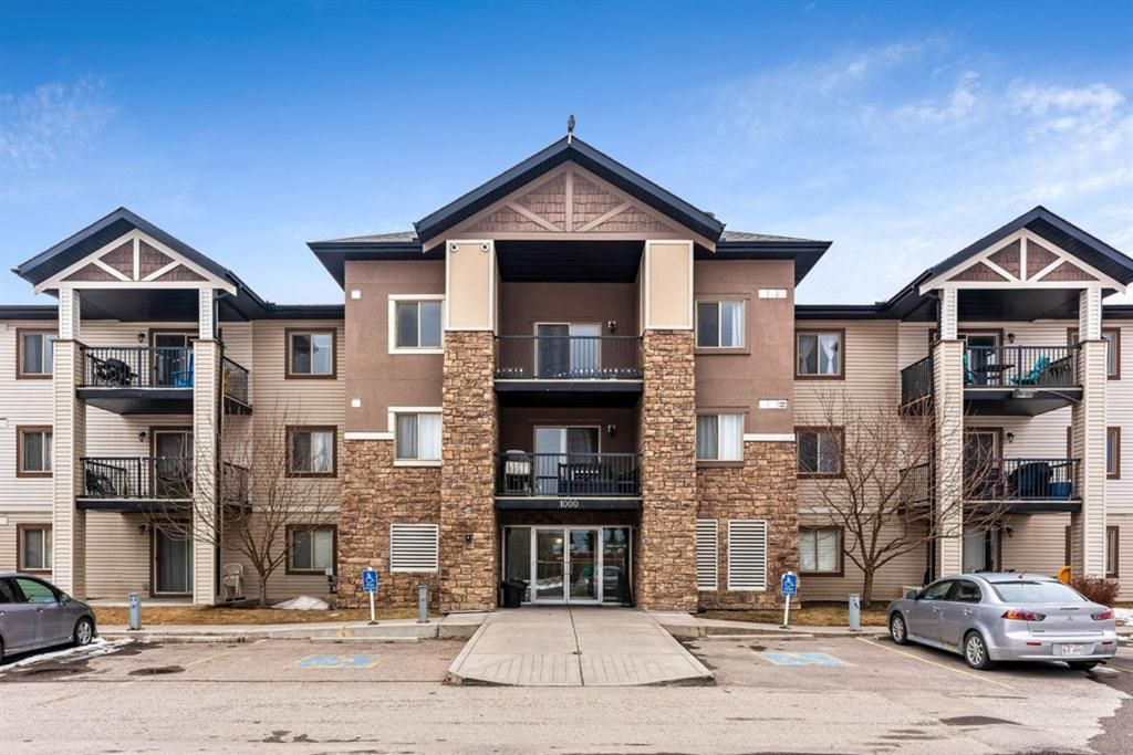 Main Photo: 1307 16969 24 Street SW in Calgary: Bridlewood Apartment for sale : MLS®# A1084579