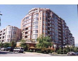 """Photo 1: 807 2201 PINE ST in Vancouver: Fairview VW Condo for sale in """"MERIDIAN COVE"""" (Vancouver West)  : MLS®# V542413"""