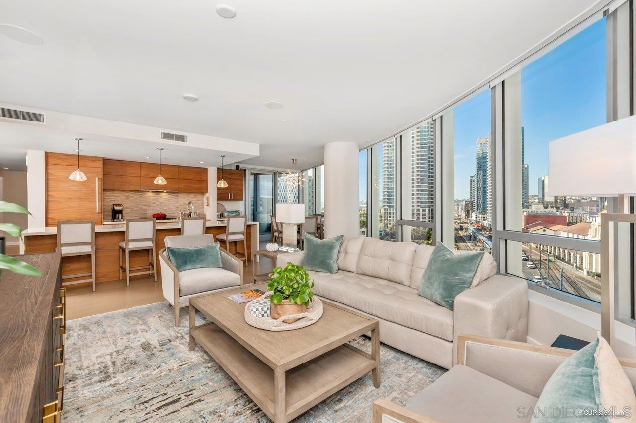 Main Photo: Condo for sale : 2 bedrooms : 888 W E Street #905 in San Diego