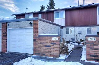 Photo 1: 17421 77 Avenue in Edmonton: Zone 20 Townhouse for sale : MLS®# E4229268