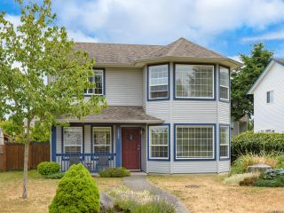 Photo 1: 1281 BECKTON DRIVE in COMOX: CV Comox (Town of) House for sale (Comox Valley)  : MLS®# 817184