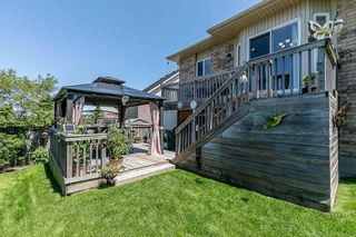 Photo 37: 37 Cameron Court: Orangeville House (Bungaloft) for sale : MLS®# W4797781