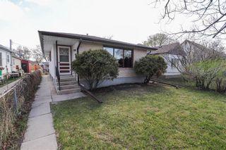 Photo 1: 624 Munroe Avenue in Winnipeg: Morse Place Residential for sale (3B)  : MLS®# 202111662