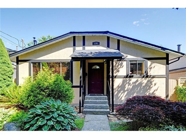 Photo 1: Photos: 1291 PIPELINE Road in Coquitlam: New Horizons House for sale : MLS®# V1012261
