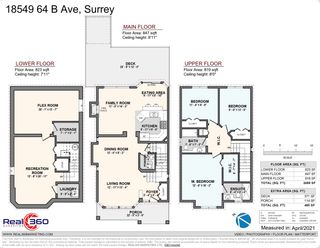 """Photo 37: 18549 64B Avenue in Surrey: Cloverdale BC House for sale in """"CLOVER VALLEY STATION"""" (Cloverdale)  : MLS®# R2561684"""