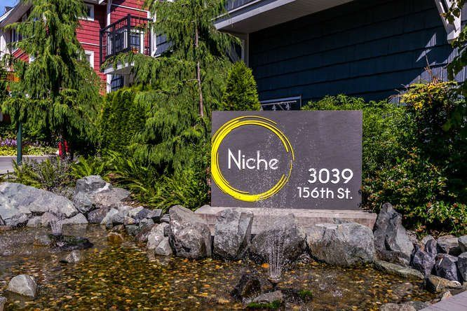 """Main Photo: 19 3039 156 Street in Surrey: Grandview Surrey Townhouse for sale in """"Niche"""" (South Surrey White Rock)  : MLS®# R2186046"""