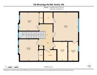 Photo 32: 150 Windridge Road SW: Airdrie Detached for sale : MLS®# A1141508