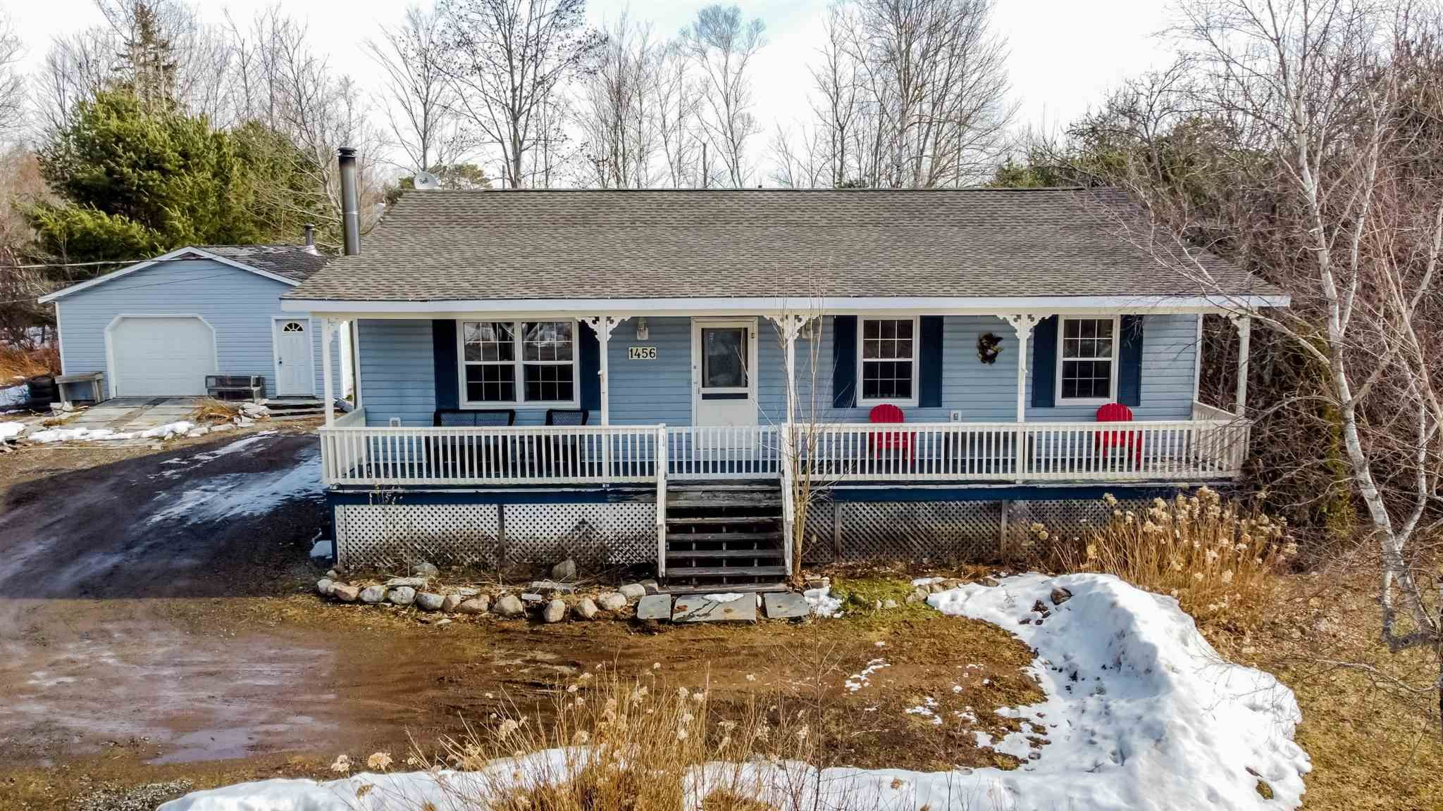 Main Photo: 1456 Torbrook Road in Torbrook Mines: 400-Annapolis County Residential for sale (Annapolis Valley)  : MLS®# 202104772