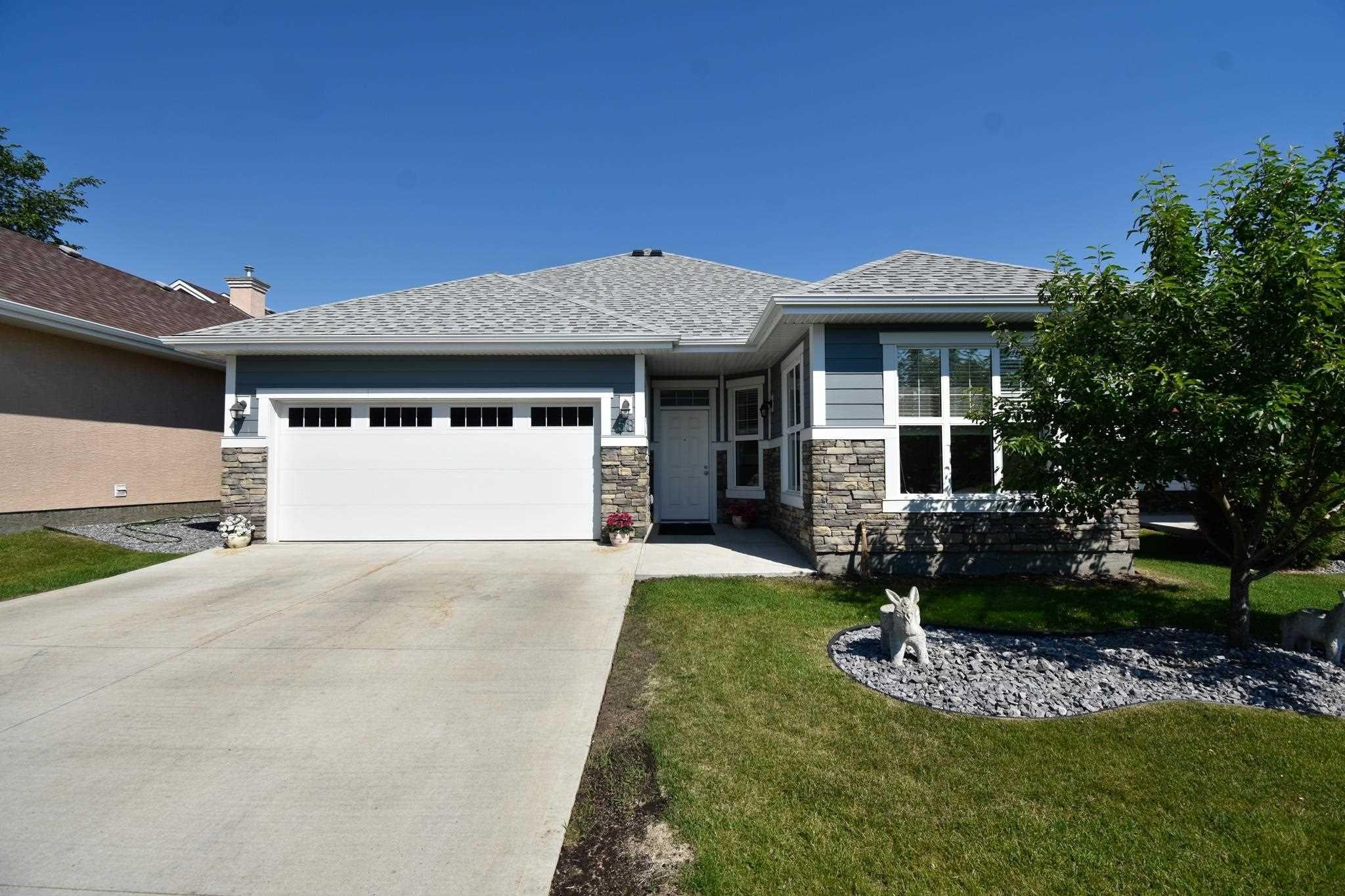Main Photo: #58 18343 Lessard in Edmonton: Zone 20 Condo for sale : MLS®# E4252017