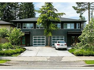 Photo 1: 2839 ST GEORGE Street in Vancouver East: Home for sale : MLS®# V1066660