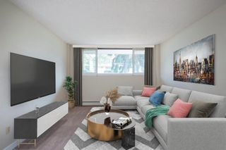 Main Photo: 104 635 56 Avenue SW in Calgary: Windsor Park Apartment for sale : MLS®# A1132307