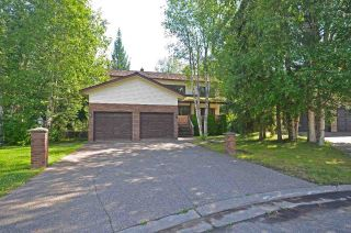 """Photo 1: 2640 LYNDRIDGE Place in Prince George: Upper College House for sale in """"UPPER COLLEGE HEIGHTS"""" (PG City South (Zone 74))  : MLS®# R2091312"""