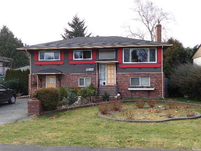 Main Photo: 10091 AINSWORTH CRESCENT in Richmond: McNair House for sale ()  : MLS®# V1043587