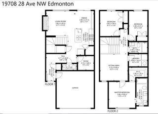 Photo 36: 19708 28 Avenue in Edmonton: Zone 57 House for sale : MLS®# E4266373