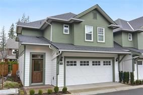 Main Photo: 12 - 9235 McBride Street in Langley: Fort Langley Townhouse for sale : MLS®# R2150309