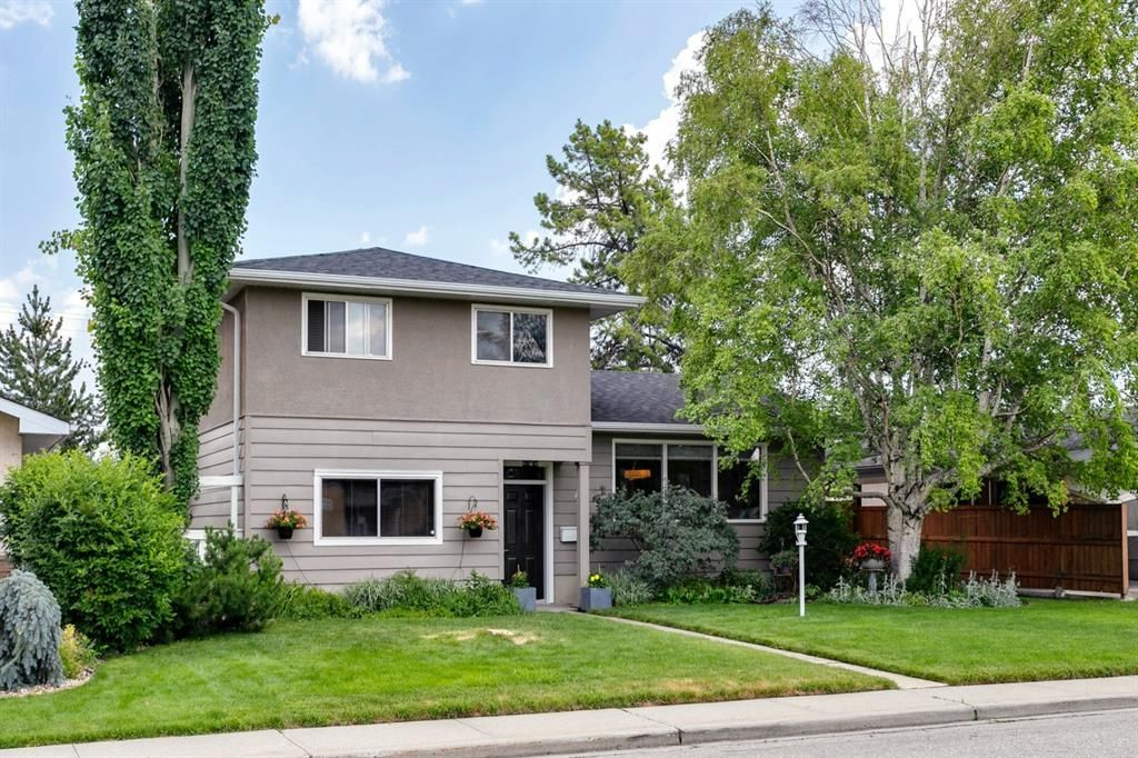 Main Photo: 40 Sackville Drive SW in Calgary: Southwood Detached for sale : MLS®# A1128348
