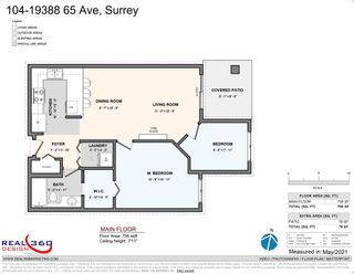 "Photo 30: 104 19388 65 Avenue in Surrey: Clayton Condo for sale in ""Liberty"" (Cloverdale)  : MLS®# R2584128"