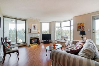 """Photo 6: 1704 6188 PATTERSON Avenue in Burnaby: Metrotown Condo for sale in """"THE WIMBLEDON CLUB"""" (Burnaby South)  : MLS®# R2341545"""