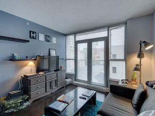 Photo 1: 408 760 Johnson St in : Vi Downtown Condo for sale (Victoria)  : MLS®# 856297