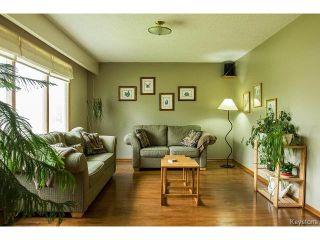 Photo 2: 243 Aldine Street in WINNIPEG: St James Residential for sale (West Winnipeg)  : MLS®# 1415611