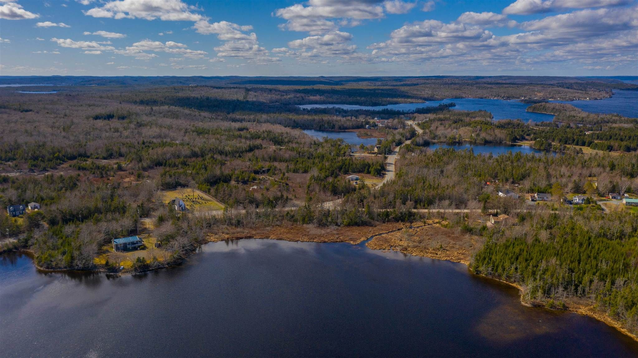 Main Photo: Lot F Clam Bay Road in Lake Charlotte: 31-Lawrencetown, Lake Echo, Porters Lake Vacant Land for sale (Halifax-Dartmouth)  : MLS®# 202108698