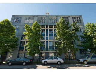 """Photo 1: 409 338 W 8TH Avenue in Vancouver: Mount Pleasant VW Condo for sale in """"Building Where You Touchbase The Realtors"""" (Vancouver West)  : MLS®# V1016962"""