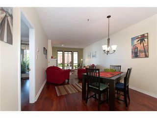 """Photo 6: # 204 2 RENAISSANCE SQ in New Westminster: Quay Condo for sale in """"THE LIDO"""" : MLS®# V1018101"""
