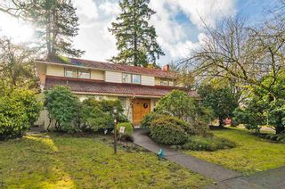 Main Photo: 1592 NANTON Avenue in Vancouver: Shaughnessy House for sale (Vancouver West)  : MLS®# R2558050