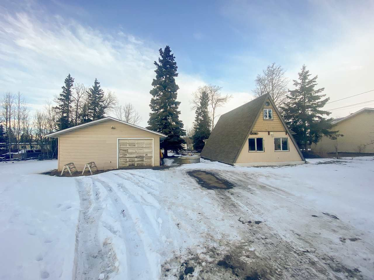 Main Photo: 12268 JUNIPER Avenue in Fort St. John: Fort St. John - Rural W 100th House for sale (Fort St. John (Zone 60))  : MLS®# R2532083