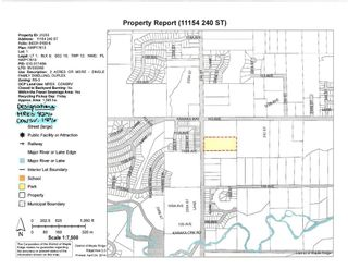 Photo 7: 11184/11154/11080 240th Street in Maple Ridge: Albion Land for sale
