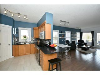 Photo 1: 320 248 SUNTERRA RIDGE Place: Cochrane Condo for sale : MLS®# C4108242