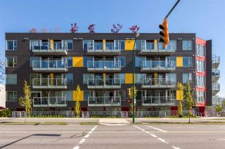 """Photo 2: 403 GREAT NORTHERN Way in Vancouver: Mount Pleasant VE Townhouse for sale in """"Canvas"""" (Vancouver East)  : MLS®# R2163692"""