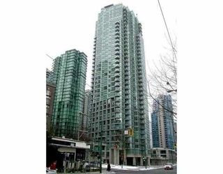 """Photo 1: 3102 1328 W PENDER ST in Vancouver: Coal Harbour Condo for sale in """"CLASSICO"""" (Vancouver West)  : MLS®# V579509"""