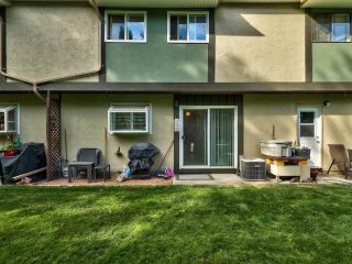 Photo 20: 45 1469 SPRINGHILL DRIVE in Kamloops: Sahali Townhouse for sale : MLS®# 164016