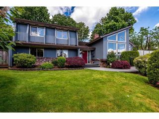 """Photo 1: 35101 PANORAMA Drive in Abbotsford: Abbotsford East House for sale in """"Panorama Ridge"""" : MLS®# R2583668"""