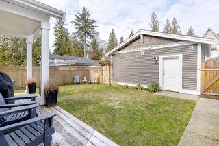 Photo 31: 1 3393 DARWIN Avenue in Coquitlam: Burke Mountain House for sale : MLS®# R2538600