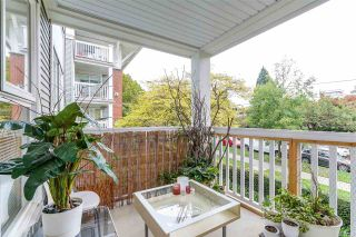 "Photo 20: 202 1858 W 5TH Avenue in Vancouver: Kitsilano Condo for sale in ""GREENWICH"" (Vancouver West)  : MLS®# R2217011"
