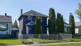 Photo 1: 212 Sydney Avenue in Winnipeg: East Kildonan Residential for sale (3D)  : MLS®# 1927322