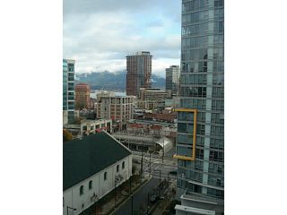 """Photo 10: 1506 668 CITADEL PARADE in Vancouver: Downtown VW Condo for sale in """"SPECTRUM"""" (Vancouver West)  : MLS®# V1136906"""
