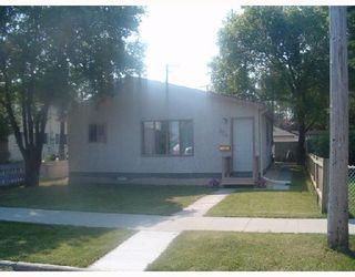 Photo 1: 254 PORTLAND Avenue in WINNIPEG: St Vital Single Family Detached for sale (South East Winnipeg)  : MLS®# 2713049