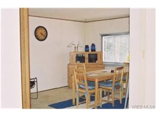 Photo 4: 45B 2587 Selwyn Rd in VICTORIA: La Mill Hill Manufactured Home for sale (Langford)  : MLS®# 330087