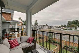 "Photo 8: 18 2150 SALISBURY Avenue in Port Coquitlam: Glenwood PQ Townhouse for sale in ""Salisbury Walk"" : MLS®# R2228302"