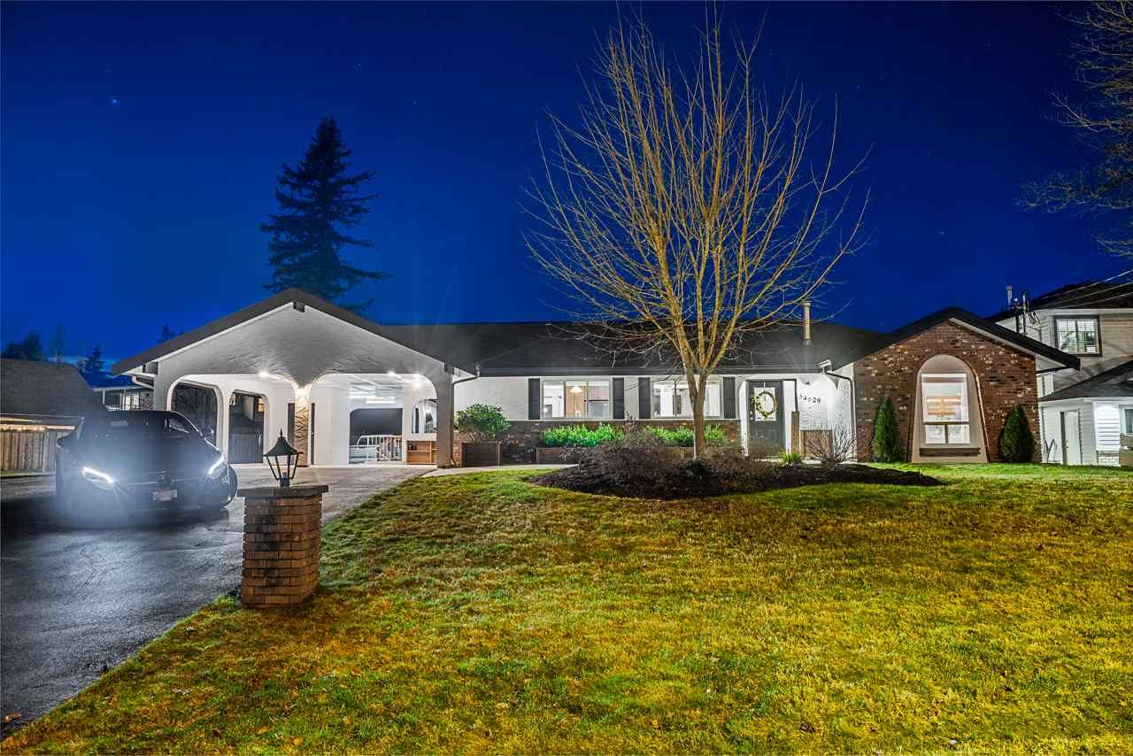 """Main Photo: 34629 ASCOTT Avenue in Abbotsford: Abbotsford East House for sale in """"Bateman Catchment"""" : MLS®# R2529677"""