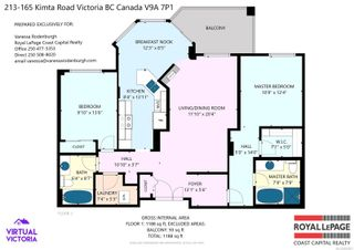 Photo 27: 213 165 Kimta Rd in : VW Songhees Condo for sale (Victoria West)  : MLS®# 859651