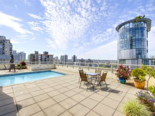 Photo 1: 1004 1250 Burnaby Street in Vancouver: Condo for sale : MLS®# R2417771