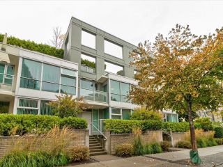 """Photo 1: 169 MILROSS Avenue in Vancouver: Downtown VE Townhouse for sale in """"Creekside at Citygate"""" (Vancouver East)  : MLS®# R2622901"""